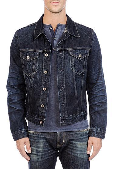 The Jake Denim Jacket